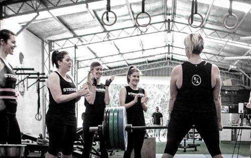 Stronger Athletics Teamwork